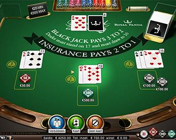 Blackjack Oefenspel Gratis Blackjack Spelen